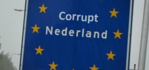 corrupt nederland