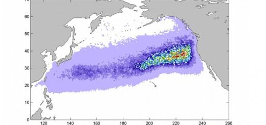 Fukushima: Radioactieve straling Californische kust stijgt met 500%